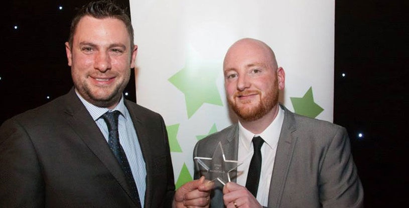 SF Media win first ever Business in The Community Award